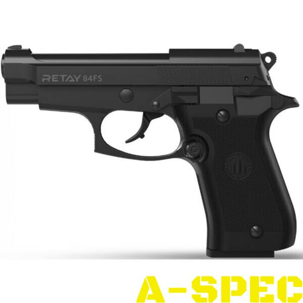 Пистолет стартовый Retay 84FS кал 9 мм