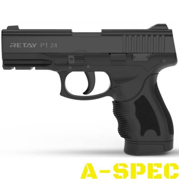 Пистолет стартовый Retay PT24 кал 9 мм