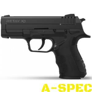 Пистолет стартовый Retay X1 кал 9 мм