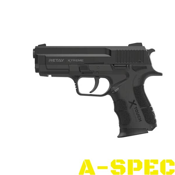 Пистолет стартовый Retay XTreme кал 9 мм
