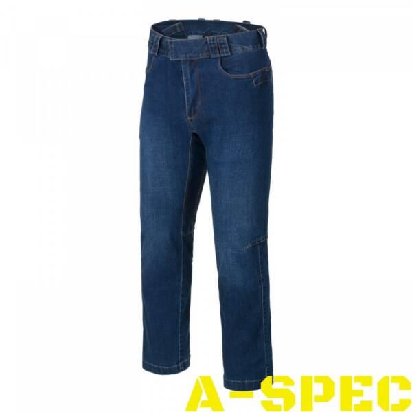 Тактические джинсы COVERT TACTICAL Denim Mid Helikon-tex