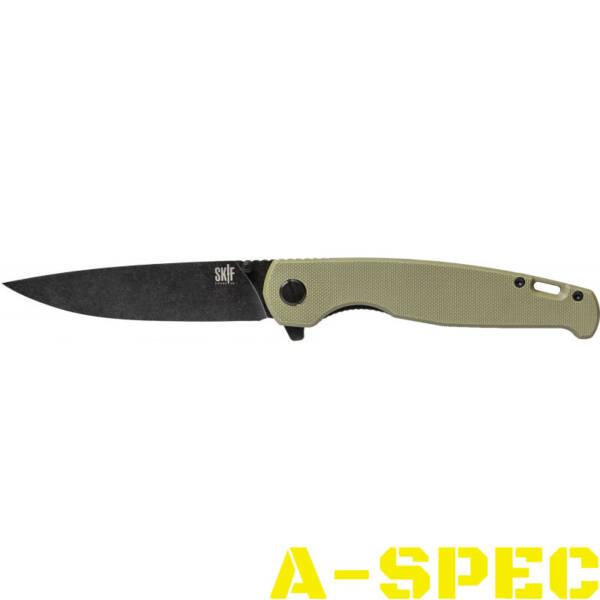 Нож складной SKIF Sting OD Green
