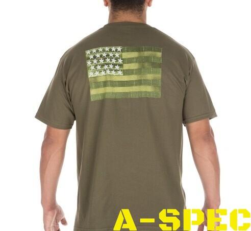 Футболка тактическая Molle America 5.11 Tactical