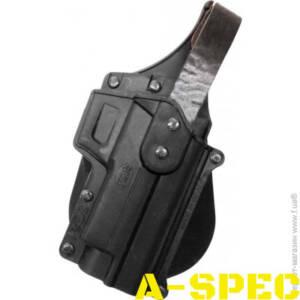 Кобура Fobus для пистолетов Sig Sauer 220 с поясным фиксатором и застежкой