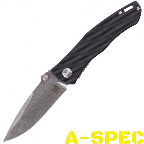 Нож складной Skif Swing Black