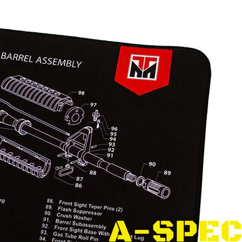 Коврик для оружия Tekmat AR-15
