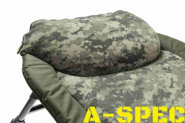 Кровать раскладушка на 6 ножек - Bedchair CamoCODE Flat6 Brand: Mivardi Code M-BCHCC6