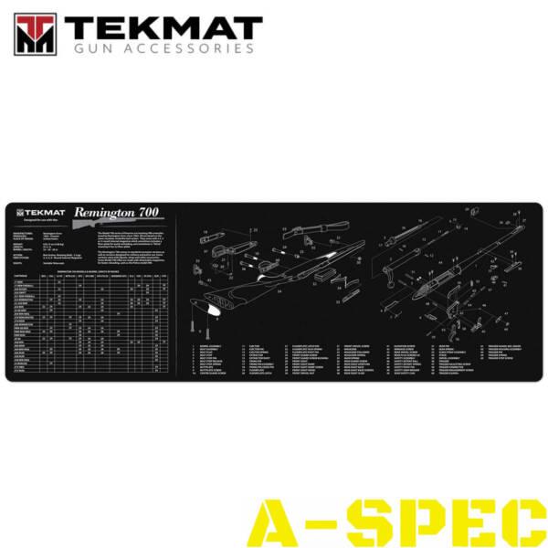 Коврик для чистки оружия Tekmat Remington 700