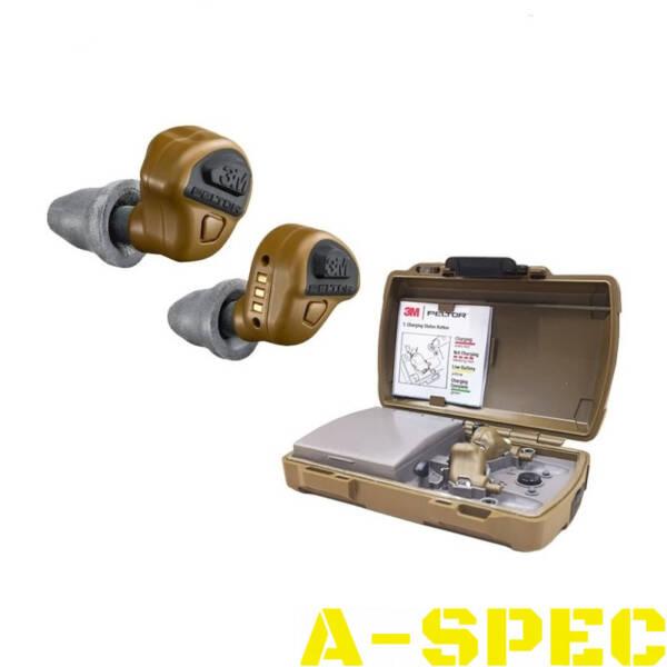 Активные беруши Wireless 3M PELTOR Tactical EarPlug TEP 300