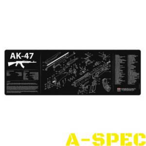 Коврик для чистки оружия Tekmat Ак-47